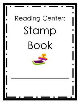 Stamp Literacy Center Activities