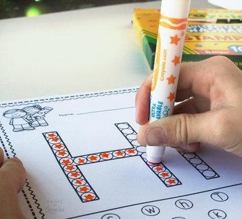 Stamp Marker Worksheets BUNDLE