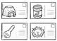 Stamp & Postcard Match (#1-10 & Alphabet)