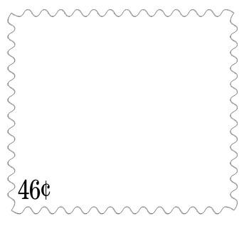 Stamp Printable {Presidents/Heroes}