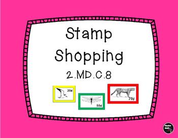Stamp Shopping