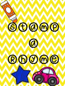 Stamp a Rhyme