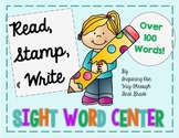 Stamp a Sight Word!