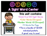 Stamp-a-Sight Word MEGA PACK