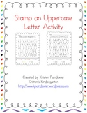 Stamp an Uppercase letter