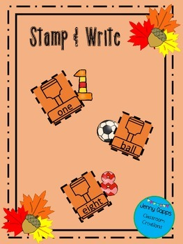 Stamp and Write