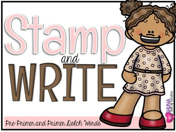 Stamp and Write {Sight Words}
