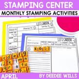 Stamping Center!  April