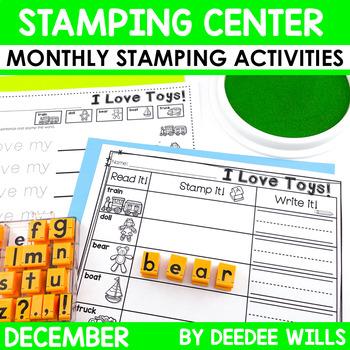 Stamping Center! December