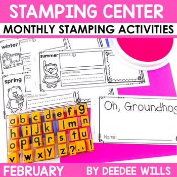 Stamp it!  February