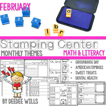 Stamp it!  February