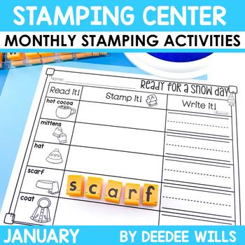 Stamp it!  January