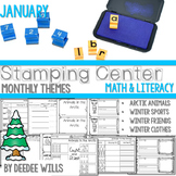 Stamping Center!  January