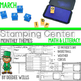 Stamping Center!  March