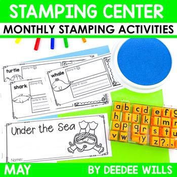 Stamping Center! May