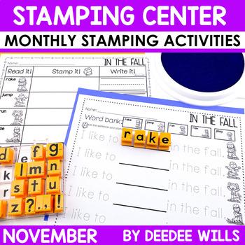 Stamp it!  November