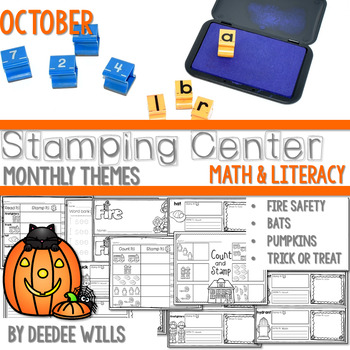 Stamping Center! October