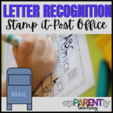 Letter Identification: Fun ABC post office center!