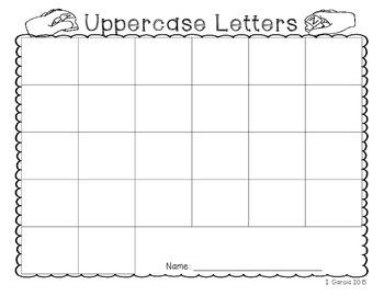 Stamp the Alphabet