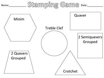 Stamping Game