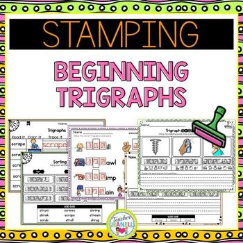Trigraphs Stamping