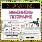 Trigraphs (3 Letter Blends) Stamping