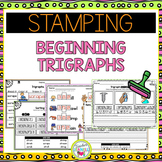 Trigraphs (3 Letter Blends) Stamping