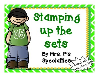 Stamping Up Sets