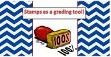 Stamps as Participation Grades