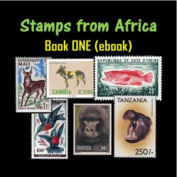 Stamps from Africa, book ONE (ebook)