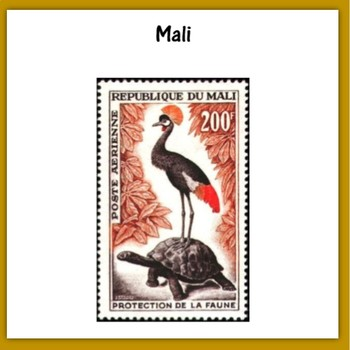 Stamps from Africa, book THREE (ebook)