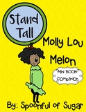 Stand Tall, Molly Lou Melon (A Mini Book Companion)