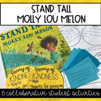 Stand Tall Molly Lou Melon Activities