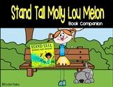 Stand Tall Molly Lou Melon: Book Companion