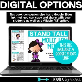 Stand Tall Molly Lou Melon Picture Book Companion
