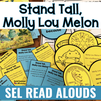 Stand Tall, Molly Lou Melon Read Aloud for Social Emotional Learning