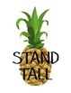 Stand Tall - Pineapple Poster Set