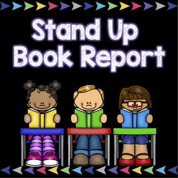 Stand Up Book Report