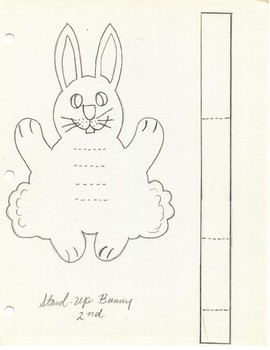 Stand Up Bunny