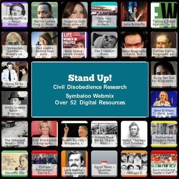 civil disobedience standing up for freedom Parallel republic: the art of civil disobedience musicians and activists are standing up to be seen and heard the art of civil disobedience contains.