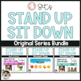 Stand Up Sit Down Bundle Back to School Icebreakers
