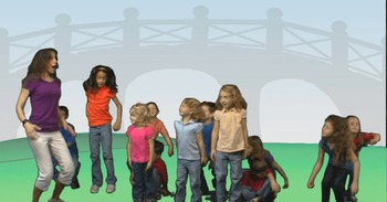 Stand Up, Sit Down (Gross Motor Skills Song)