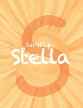 Stand Up Stella - Standing Up for Yourself and Others
