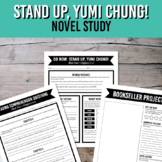 Stand Up, Yumi Chung! Novel Study / Chapters 1-14 Reading