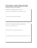 Stand and Deliver Film Analysis Questions - The Heroic Teacher