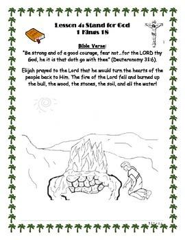 Stand for God: Elijah