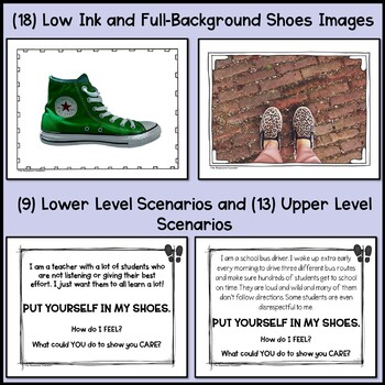 Stand in My Shoes Companion Empathy Lesson Plan