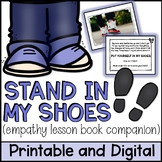 Stand in My Shoes Empathy Activity and Lesson With Distanc