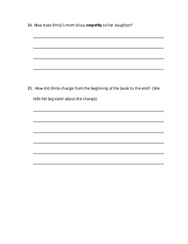 Stand in My Shoes - Guided Reading