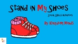 Stand in My Shoes- Social Skills Activities about Empathy